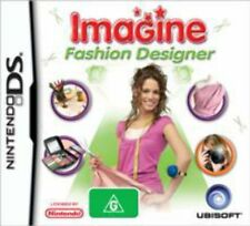Imagine Fashion Designer Nintendo DS Game USED