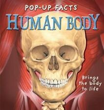 Pop-up Facts: Human Body by Richard Dungworth 9781840117202 (Hardback, 2007)