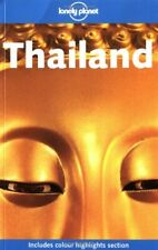 Lonely Planet Thailand by etc. Paperback Book The Cheap Fast Free Post