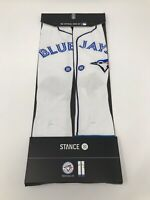 STANCE Toronto Blue Jays Men's MLB Baseball Socks Large (9-12) - NWT!