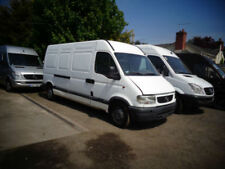 Left-hand drive High Roof Manual Commercial Vans & Pickups