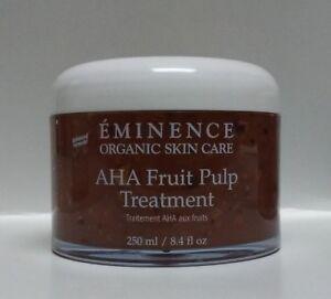 Eminence AHA Fruit Pulp Treatment Salon Size - 250 ml / 8.4 oz