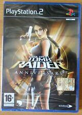 Tomb Raider Anniversary Ps2 PlayStation 2 Version PAL eng