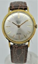 Poljot De Luxe Automatic gent's gold plated watch made in USSR