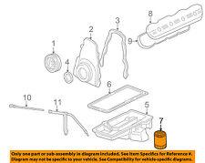 GM OEM Engine-Oil Filter 19210283