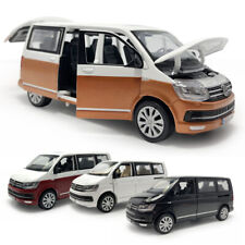 VW T6 Multivan MPV 1:32 Model Car Diecast Toy Vehicle Kids Collection Gift