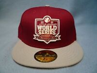 New Era 59fifty Little League WS Asia-Pacific Sz 7 1/8 Fitted NEW hat LLWS 15