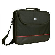 PEDEA Notebooktasche TRENDLINE bis 43,9 cm (17,3 Zoll) Tragegurt Schwarz NEU OVP