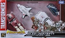 Takara Tomy Transformers Legends LG08 Swerve+Tailgate action figure