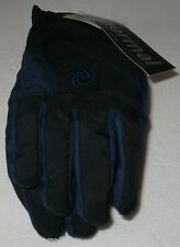 Boys thermal gloves boys Ski gloves BLACK AND NAVY BLUE SIZE 9/12 YEARS