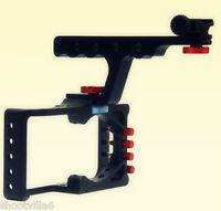 SHOOTVILLA BMPCC Video Camera Cage DSLR Rig Top handle handgrip for BLACKMAGIC
