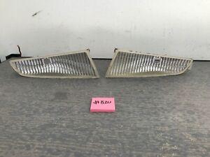 2001-2003 Acura CL OEM Left & Right Fog Light Assemblies  #820