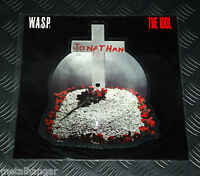 "W.A.S.P. 'The Idol' LTD UK '92 Parlophone 7"" Shaped Picture Disc EX Wasp Lawless"