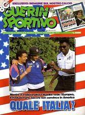 GUERIN SPORTIVO=N°23 1992=EURO STORY 1960-1976=SAMMER=UNDER 21=BONIPERTI