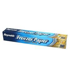 "Reynolds Freezer Paper Box 12mx38cm (13.3 yds x 15"")"