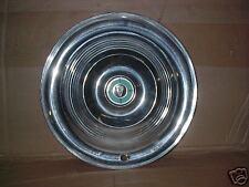 """1955 55 Chrysler WINDSOR Hubcap Wheel Cover 15"""" OEM"""
