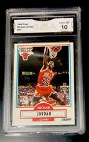 1990 Fleer Michael Jordan #26 GMA MINT 10