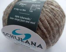 Topmerino von Schulana 50g Farbe 13 kamel extrafeine Merinowolle L