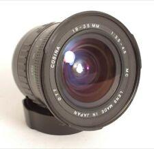 Canon Cosina EF 19-35mm Grandangolo Full Frame