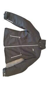 Alpinestars motorcycle jacket women's  large