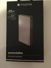 Mophie Powerstation Quick Charge External Battery  Dual USB Charge Ports NEW