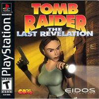 Tomb Raider: The Last Revelation - PlayStation 1 (PS1) Game *CLEAN VG