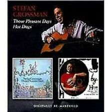 Stefan Grossman Those Pleasant Days/Hot Dogs 2on1 CD NEW SEALED Remastered