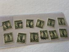 1956-57 Australia Stamp Lot GA65
