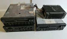 Ford 2000 Radio Cassette Amp Graphic Equalizer Untested Spares Repair RS XR ETC