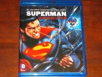 Superman: Unbound - Animated DC Superhero Movie on Blu-Ray + DVD (2013)