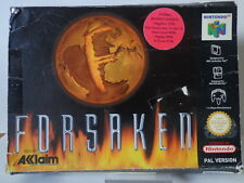 N64 Spiel - Forsaken (mit OVP / OHNE ANLEITUNG) 10635193