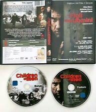 I figli degli uomini (2006) DVD EDizione 2 Dischi
