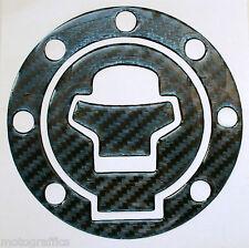 Efecto de carbono 3D Suzuki Gsxr 600 750 1300 Hayabusa Katana SV TL1000 Adorno de relleno