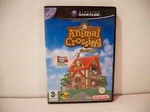 Animal Crossing Nintendo Gamecube GC Pal FR