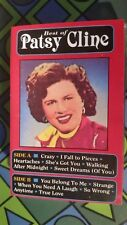 PATSY CLINE ~  THE BEST 12 HITS ~ ORIGINAL 1992 MCA CASSETTE TAPE ~ MCAC 20464