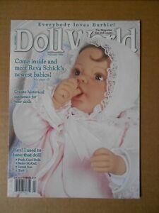 "Doll World Magazine February 1999 Lee Middleton Dolls ""Everyone Loves Barbie"""