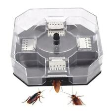 New Cockroach House Roacher Insects Bugs Capture Bait Trap Killer Catcher Box S