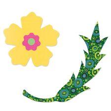 Sizzix Bigz Die - Flowers & Vine #4 # 659810