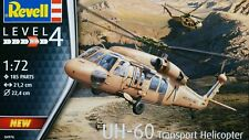 Revell Model Kit UH-60 Transport Helicopter 04976- 1:72 - Skill Level 4