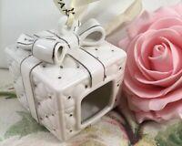 Pandora Jewellery 2016 Christmas Jewelry White Gift Box Ornament Decoration