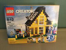 Lego Creator Beach House #4996 Sealed - New in Box!
