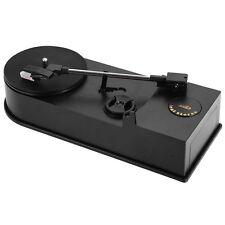 Mini USB Turntable LP to MP3 record player Vinyl w/33/45 RPM/PC recording