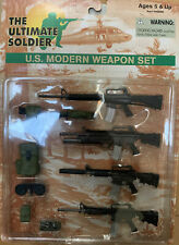 The Ultimate Soldier U.S. MODERN WEAPON SET Accessories