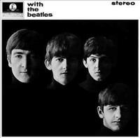 THE BEATLES - WITH THE BEATLES NEW VINYL RECORD