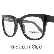 1fa7d225cdb Salvatore Ferragamo Square Eyeglass Frames