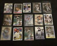 Lot Of 10 Aaron Judge New York Yankees Baseball Cards