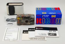 Unused in Box Ricoh FF-9 SD Limited 35mm Point&Shoot Film Camera From Japan
