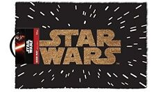 Star Wars Logo Tapis de Porte marron