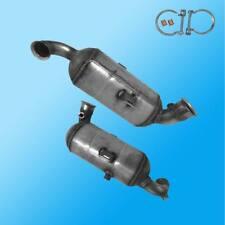 EU5 DPF Dieselpartikelfilter für PEUGEOT 207 CC/SW 1.6 HDi - 9HR 9HP ab 2009/10-