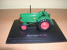 Atlas tractor Oliver Estándar 70 Año fabricación 1947 Verde TREKKER, 1:43